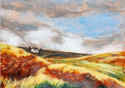 Landschaft bei Redpoint / Schottland