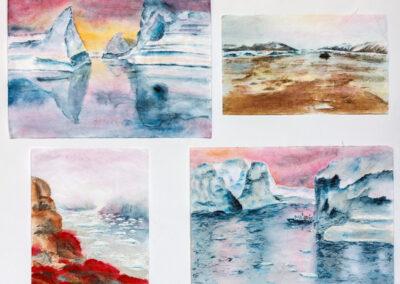 Ostgrönland – Impressionen 1-4