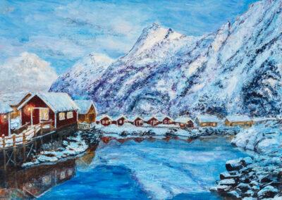 Svolvaer / Lofoten