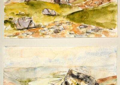 Isle of Skye – zwei Skizzen